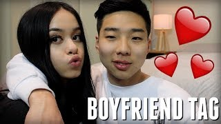 [한글자막] MEET MY BOYFRIEND! | BOYFRIEND TAG