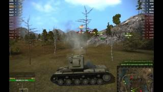 Дорога к Победе. КВ-2