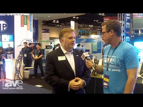 InfoComm 2015: Gary Kayye Speaks With Sr. VP of Expositions for InfoComm International Jason McGraw