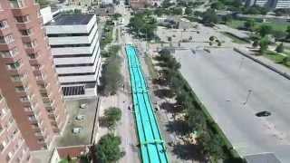 Slide the City - Peoria, Illinois