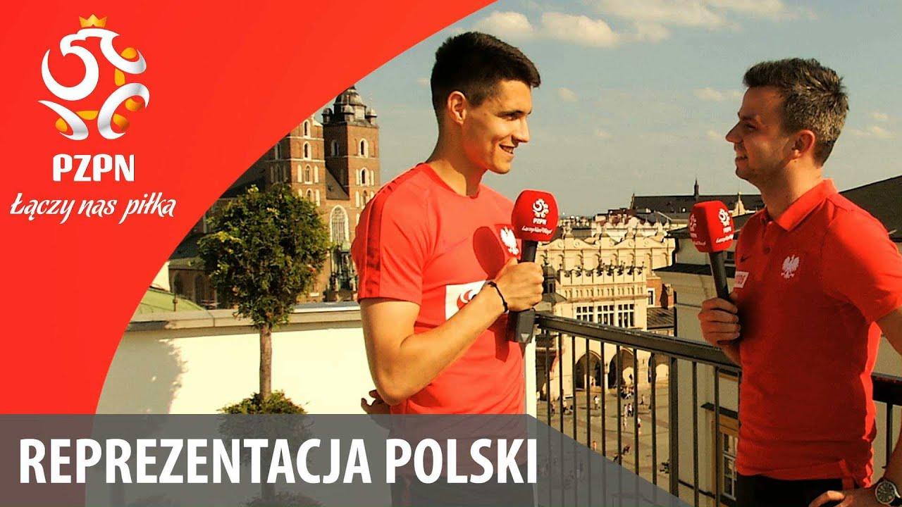 B. Kapustka: To był szok, troszeczkę się stresowałem (Studio ŁNP, 4.06.2016)