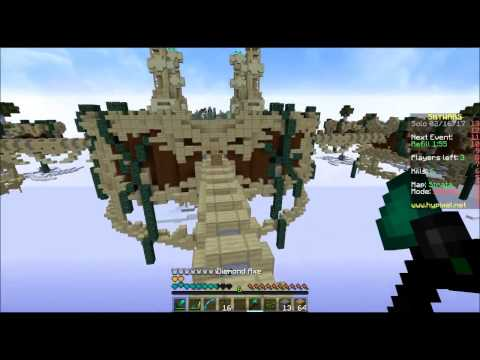 8 Kill game on Strata @ Hypixel skywars #17