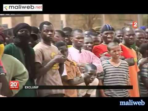 Mali- 100 Coups De Fouet Pour Un Couple Non Marié