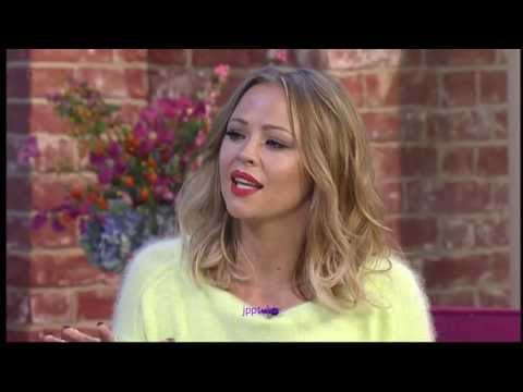 Kimberley Walsh - This Morning [HD] - 23 Sep 13