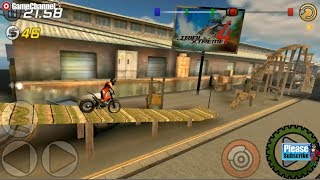 Trial Xtreme 3 - Motor Motocross Racing Games - Videos games for Kids / Android Gameplay
