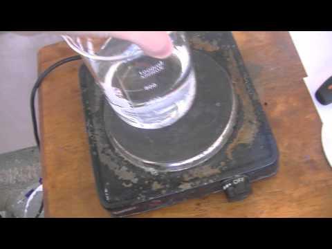Как приготовить серную кислоту - видео