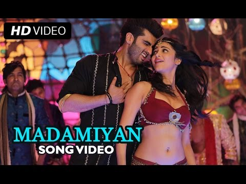 Madamiyan Official Full Song Video | Tevar | Arjun Kapoor, Shruti Haasan video