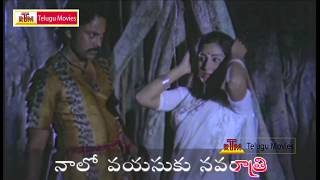 Song - Punnami Rathri Puvvula Rathri - In punnami nagu telugu Movie (HD)