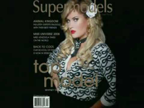 Top models in action - Whitney Thompson Video