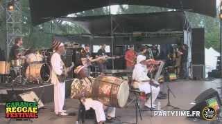 Ras Michael and The Sons of Negus at Garance Reggae Festival 2014