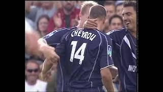 Bordeaux 1 - 0 Monaco (20-08-2005) Ligue 1
