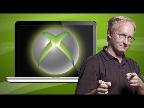 The BEST Xbox 360 Laptop Ever!