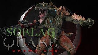 Quake Champions - Sorlag Gameplay