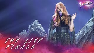 Download Lagu Sally Skelton sings Spectrum   The Voice Australia 2018 Gratis STAFABAND
