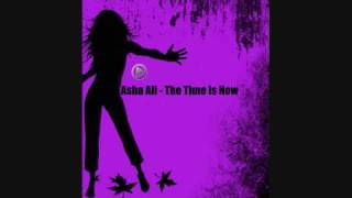 Watch Asha Ali The Time Is Now video