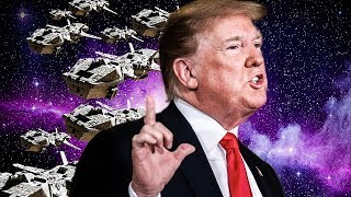 Trump's Space Force To Cost $13 Billion In First 5 Years