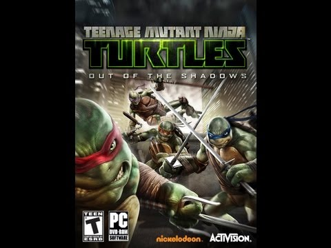 Descargar e Instalar:Teenage Mutant Ninja Turtles Out of the Shadows PC 2013