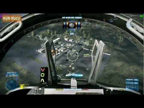 BF3 Caspian Border Conquest gameplay | 30-1 [HUN]