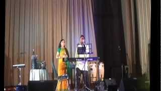 Ek Jibon - Arfin Rumey sings with Suchana...Spontaneous song in FOBANA 2012 (TORONTO)