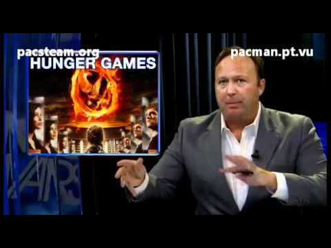 Illuminati in Hollywood movies exposed with Alex Jones