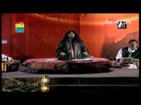Bura Dekhan Jo Main Chala - Abida Parveen Live