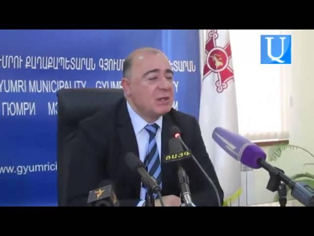 Սամվել Բալասանյանը` Գյումրու երգող շատրվանների մասին