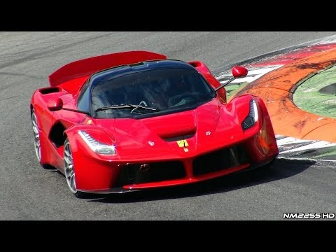 Ferrari Laferrari Xx Testing With Epic Sound!! video