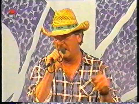 Bertus Staigerpaip-Conny met de pony-RTV Oost 1996