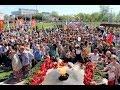 Митинг в Луховицах на Аллее Славы 71 я годовщина Победы в Великой Отечественной войне mp3