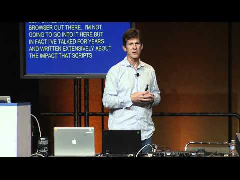 Google I/O 2012 - High Performance HTML5