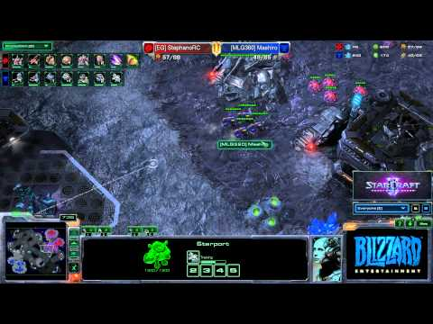 StarCraft 2 HotS - Stephano (Z) vs. Xenocider (T)