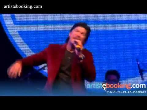 Shaan's Live Performance Song - Jabse Tere Naina - Saawariya video