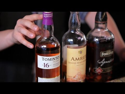 Whiskey vs. Scotch vs. Bourbon | Whiskey Guide klip izle