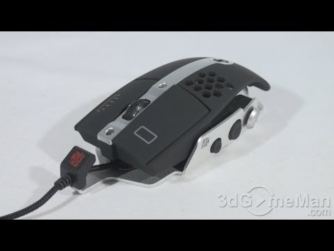 #1405 - Thermaltake eSPORTS Level 10 M Gaming Mouse Video Review