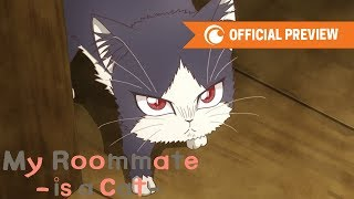 My Roommate is a Cat | OFFICIAL PREVIEW