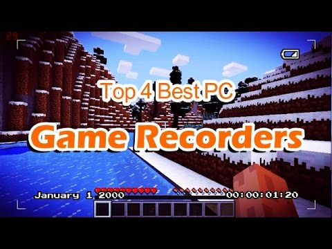 Top 4 Best Game Recorders 2017: Key Features & Pros/Cons Comparison