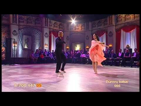 Donatas Baumila ir Rasa Židonytė @Superfinalas