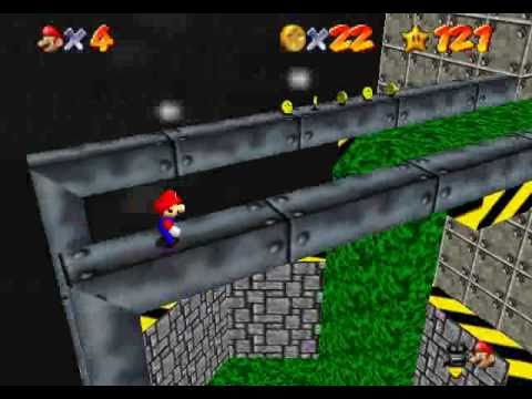 SM64 Star Road - Bob-omb Battle Factory (Major Hack Preview)