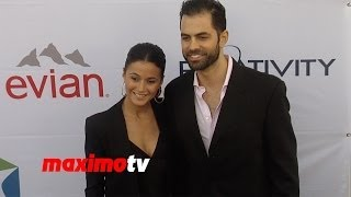 Emmanuelle Chriqui & Adrian Bellani | PATHWAY TO THE CURE: A Fundraiser Benefiting Susan G. Komen