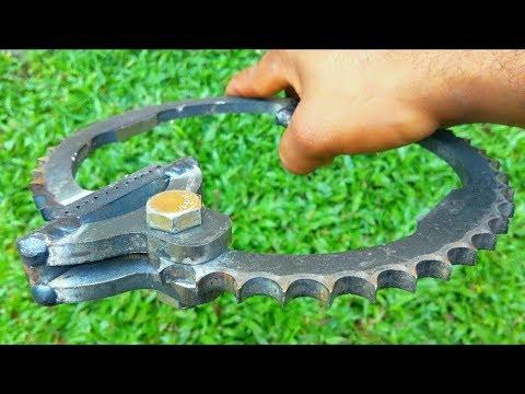morsetto rapido fai da te (homemade quick clamp) thumbnail