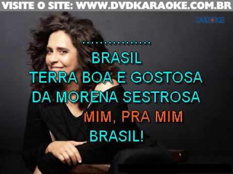 Gal Costa   Aquarela Do Brasil