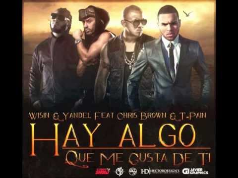 Algo Me Gusta De Ti - Wisin & Yandel Ft Chris Brown T-Pain (Instrumental Version) -