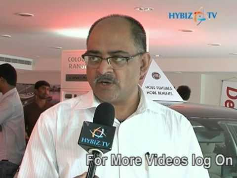 Hybiz.tv - Ravi Bhatia, Head, Business Development, Fiat Group Automobiles India Private Limited