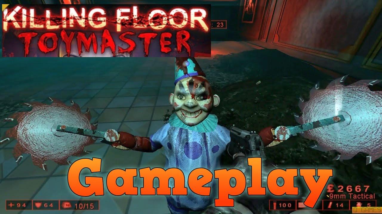 Killing Floor Toy Master Gameplay Walkthrough FREE Mod