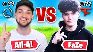 Ali-A vs FaZe Clan! (MOST KILLS WIN $$$)