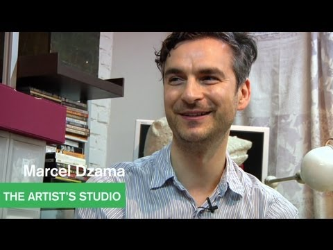 Artists Talk with Alia Shawkat and Lance Bangs -- Marcel Dzama - The Artist s Studio - MOCAtv
