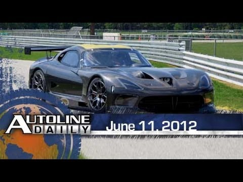 Turbos Charge Ahead - Autoline Daily 908