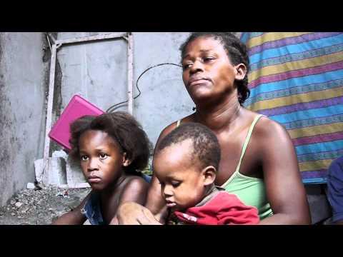 UNICEF en Haití un año después del terremoto