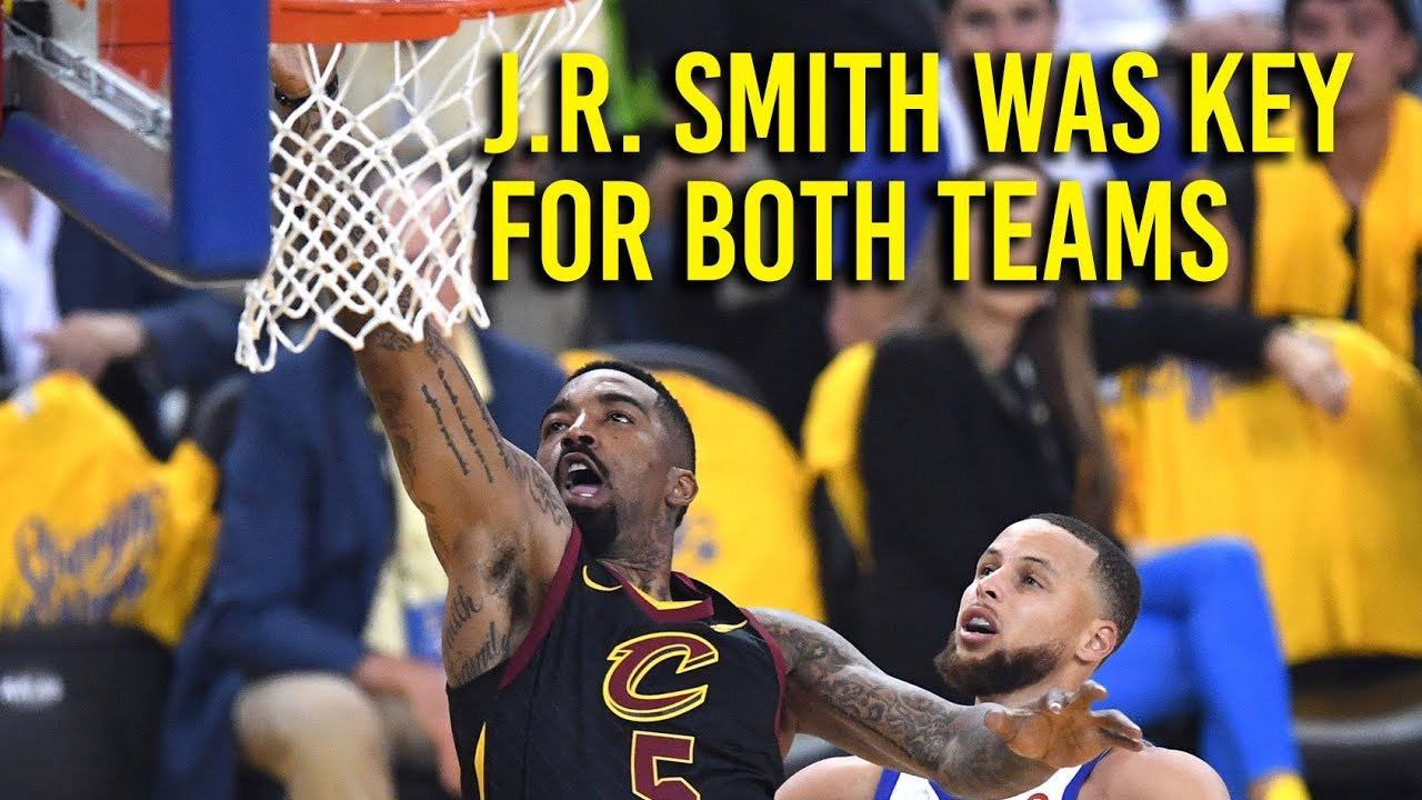 NBA Finals: How J. R.  Smith played a big role for both teams