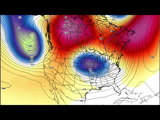 January 15, 2018 Weather Xtreme Video - Morning Edition